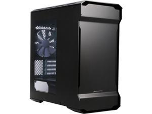 Phanteks Enthoo Evolv Black Aluminum / Steel mATX/ MicroATX Tower Computer Case