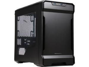 Phanteks Enthoo Evolv iTX Black Steel / Plastic  Window Mini-ITX Tower Computer Case  PH-ES215P_BK