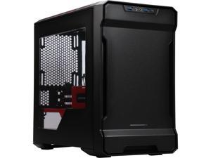 Phanteks Enthoo Evolv ITX Series PH-ES215P_SRD Black / Red Mini-ITX Computer Case