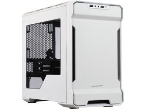 Phanteks Enthoo Evolv ITX Series PH-ES215P_WT White Mini-ITX Computer Case