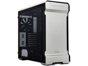 Phanteks ENTHOO EVOLV ATX GLASS PH-ES515ETG_GS Galaxy Silver Aluminum (3mm) Exterior, Steel Chassis ATX Mid Tower Case
