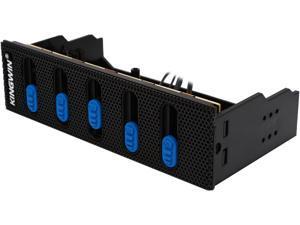 KINGWIN FPX-005 Performance Five Channel Multi Fan Controller