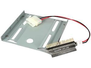 "StarTech BRACKET25 Adapter Kit to Mount 2.5"" HDD in 3.5"" Drive Bay"