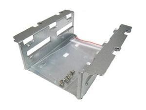 "SUPERMICRO MCP-220-00044-0N 1x3.5"" to 2x2.5"" HD Converter Bracket For 5015A Series Barebone"