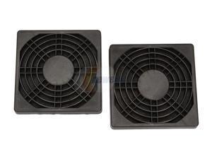 Masscool FFT-2P-90MM 90mm ABS plastic foam fan filter (2-pack)