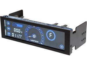 1ST PC CORP. FC-CM430-BL Touch-based (Blue LED) Intelligent Fan Controller with PWM Fan Control