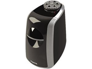 Sharpx Principal Electric Pencil Sharpener, Black/Silver