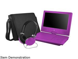 Ematic EPD909PR DVD Players