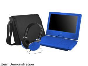 Ematic EPD909BU DVD Players