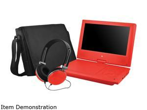 Ematic EPD909RD DVD Players