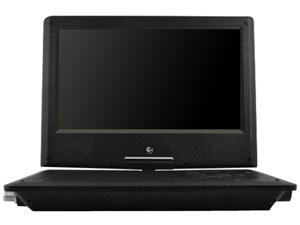 "Ematic EPD919BTL 9"" Portable DVD Player Black"
