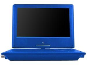 "Ematic EPD919BTU 9"" Portable DVD Player Blue"