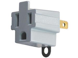 AXIS YLCT-6B 3-Prong to 2-Prong Electrical Adapter