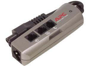 APC PNOTEPROC6 1 Outlets 600 joule Surge Suppressor