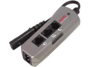APC PNOTEPROC8 1 Outlets 180 joule Notebook Surge Protector