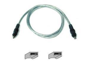 Belkin F3N402-14-ICE 14.7 ft. 4-Pin to 4-Pin FireWire Cable
