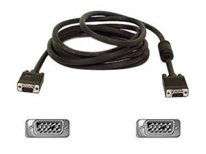 Belkin Model F3H98215 15 ft. Pro Series High-Integrity SVGA Monitor Cable
