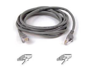 BELKIN A3L791-01 1 ft. Cat 5E Gray Color Network Cable