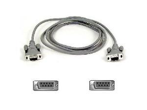 Belkin Model F3B207-06 6 ft. Pro Series Serial Direct Cable F-F