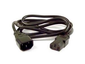 Belkin Model F3A102-06 6 ft. PRO Series Computer-Style AC Power Extension Cable