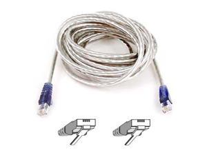 Belkin Model F3L900-15-ICE-S 15 ft. High-Speed RJ-11M to RJ-11M Internet Modem Cable M-M