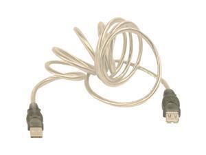 Belkin F3U134-06-CBL 6 ft. White Pro Series USB Extension Cable