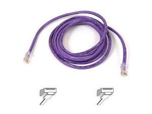 Belkin A3L791-10-PUR 10 ft. Cat 5E Purple Patch Cable