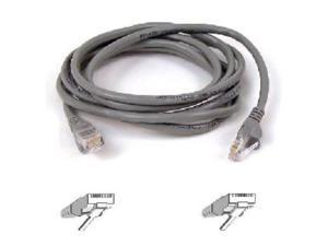 BELKIN A3L781-07 7 ft. Cat 5E Gray Color Patch Cable