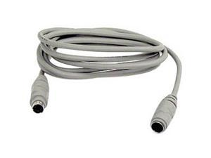 Belkin Model F2N035A06 6 ft. PS/2 Extension Cable