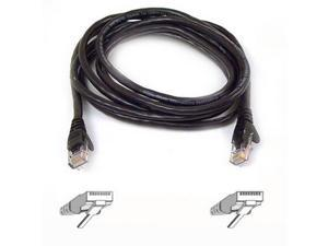 BELKIN A3L980-02-S 2 ft. CAT6 UTP RJ45M/RJ45M Snagless Gray Patch Cable
