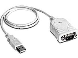 "TRENDnet Model TU-S9 26"" USB to Serial Converter"
