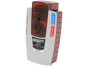 MONSTER 121507-00 2 Outlets 1110 J PowerCenter Surge Suppressor