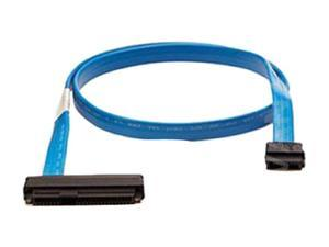 """HP Model 419569-B21 19.69"""" SAS to Mini SAS Cable"""