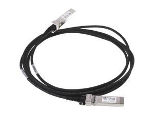 Hewlett-Packard Black X242 10G SFP+ to SFP+ Direct Attach Copper Cable