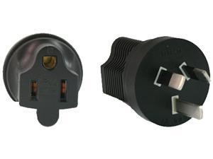 GENERIC PA-3515 North America US 3-pin to Australia Power Adapter Plug