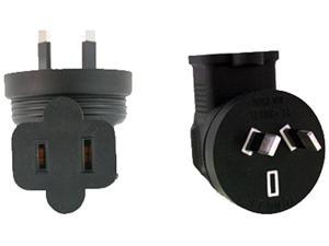 "GENERIC PA-3621L North America US to Australia ""L"" Power Adapter Plug"