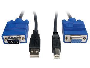 TRIPP LITE 10 ft. KVM USB Cable Kit for B006-VU4-R P758-010