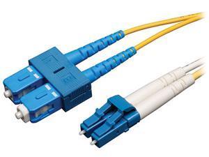 Tripp Lite N366-03M 9.8 ft. Duplex Singlemode Fiber Patch Cable