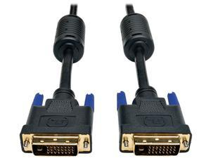Tripp Lite Model P560-010 Black 10 ft. DVI Dual Link TMDS cable