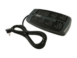 Tripp Lite TLP1008TEL 8ft. 10 Outlets 2395 Joules Protect It! Surge Suppressor