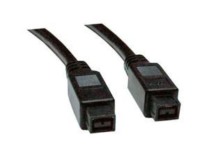 Tripp Lite F015-010 10 ft. IEEE-1394b FireWire 800 Gold Hi-Speed 9pin/9pin Cable Male to Male