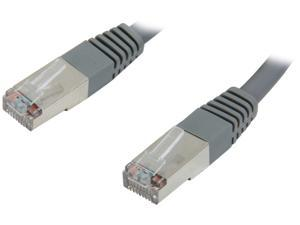 TRIPP LITE N105-050-GY 50 ft. Cat 5E Gray Cat5e 350MHz Molded Shielded Patch Cable