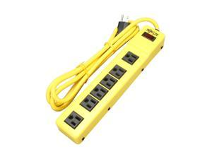 Tripp Lite TLM626NS Power It! Safety Power Strip with 6 Outlets and 6-ft. Cord