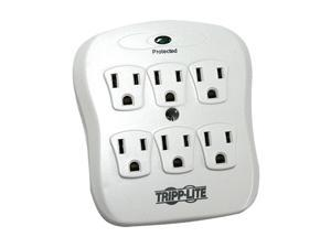 TRIPP LITE SK6-0 6 Outlets 540 joules Direct Plug-In Surge Suppressor