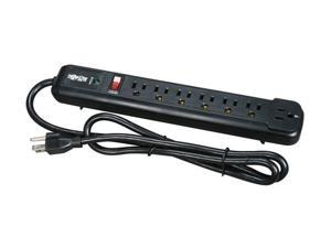 TRIPP LITE TLP74RB 7-Outlet Surge Protector