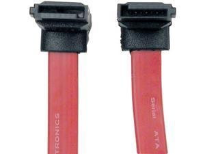 """Tripp Lite P943-19I 19"""" Serial ATA (SATA) Signal Cable (7-Pin Up/7-Pin Down)"""
