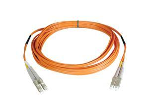 Tripp Lite N320-001 1 ft. Duplex MMF LC To LC 62.5/125 Fiber Cable