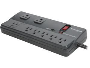 Kensington K38218NA 6 Feet 8 Outlets 1080 Joules Surge Protector