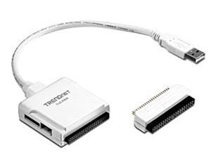 TRENDnet TU2-IDSA USB 2.0 to SATA / IDE Converter Adapter