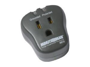 Minuteman MMS110 1 Outlets 540 joule Surge Suppressor